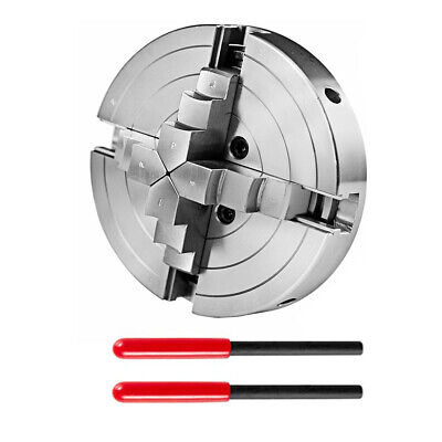 Lathe Chuck Self-centering 6 Inch 150mm 4 Jaw For Cnc Milling Drilling Machine