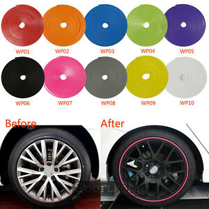 Vehicle Wheel Rim Protector Tire Guard Line for Holden Cruze Rodeo Statesman VX