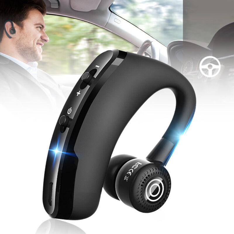 Wireless Bluetooth Headset Stereo Headphone Sport Earbuds Ea