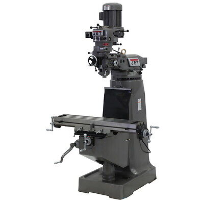 Jet Jtm-2 Stephead Milling Machine 1ph 690089 Free Shipping