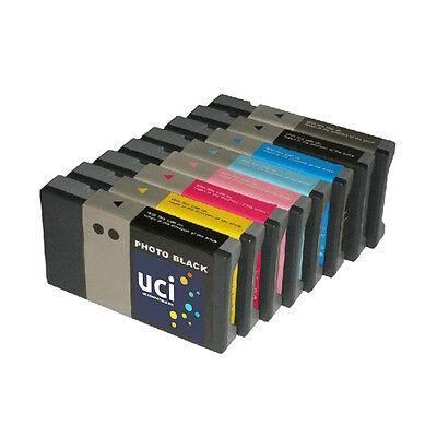 8 Ink Cartridges for Epson Stylus pro 4000 7600 9600 printer