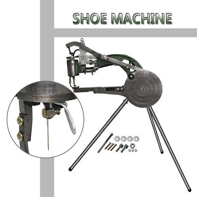 Manual Shoe Making Sewing Machine Equipment Shoes Repairs Clothleather Sewing