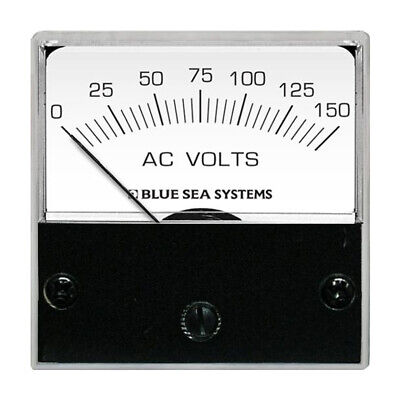Blue Sea Systems 8244 Ac Analog Micro Voltmeter 2