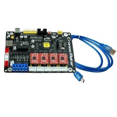 Cnc Usb Port Grbl 4axis Stepper Motor Driver Controller For Cnc Laser Engraver.