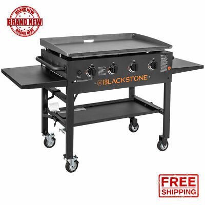Blackstone 36 Inch Backyard Outdoor Propane Gas Grill Griddle Cooking Station