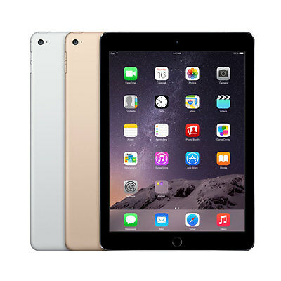 Apple iPad Air 2 64GB WiFi Cellular Unlocked Tablet 2nd Generation