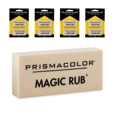 8 Prismacolor Magic Rub Erasers Vinyl Art Drafting Non Abrasive Lead India Ink