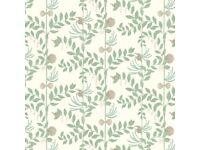 2 x NEW Cole & Son Wallpaper (Secret Garden) - RRP £100 per roll
