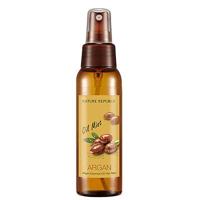 Nature Republic Argan Essential Oil Hair Mist 105ml