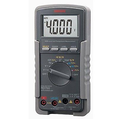 Sanwa Digital Multi Meter Pc-700 Japan Fs