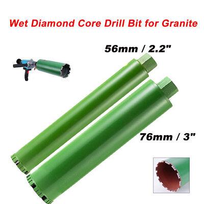 2-15 3 Combo - Wet Diamond Core Drill Bit For Concrete - Premium Green Series