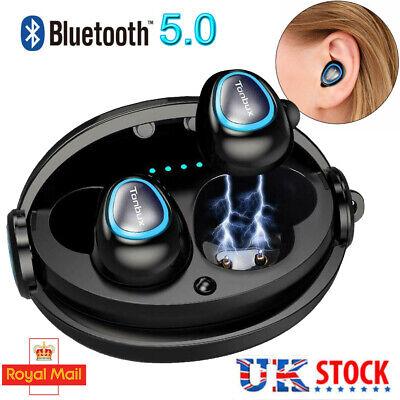 TWS Wireless Headphones Bluetooth 5.0 Earphones Earbuds Headset for iPhone 8 XR