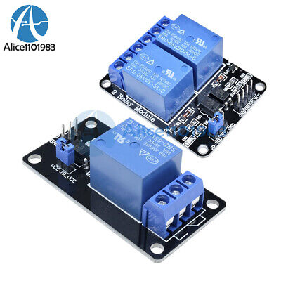 5v 12 Ch Isolated Relay Module With Optocoupler For Arduino Pic Arm Dsp Avr