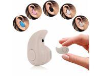 Wholesale Job Lot Bulk Buy x100 Mini Wireless 4.0 Bluetooth Earpiece for iPhone GREAT FOR RESALE