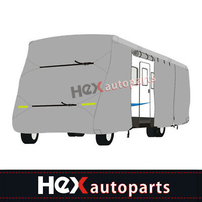 Waterproof RV Cover Motorhome Camper RV Motor Homes 22'-24' Class A Only