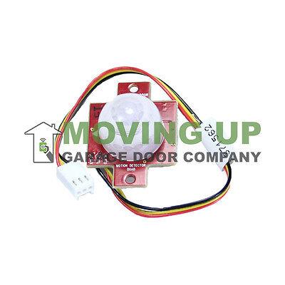 Garage Door Detector (Genie 37560R.S Motion Detector Module Garage Door Opener )