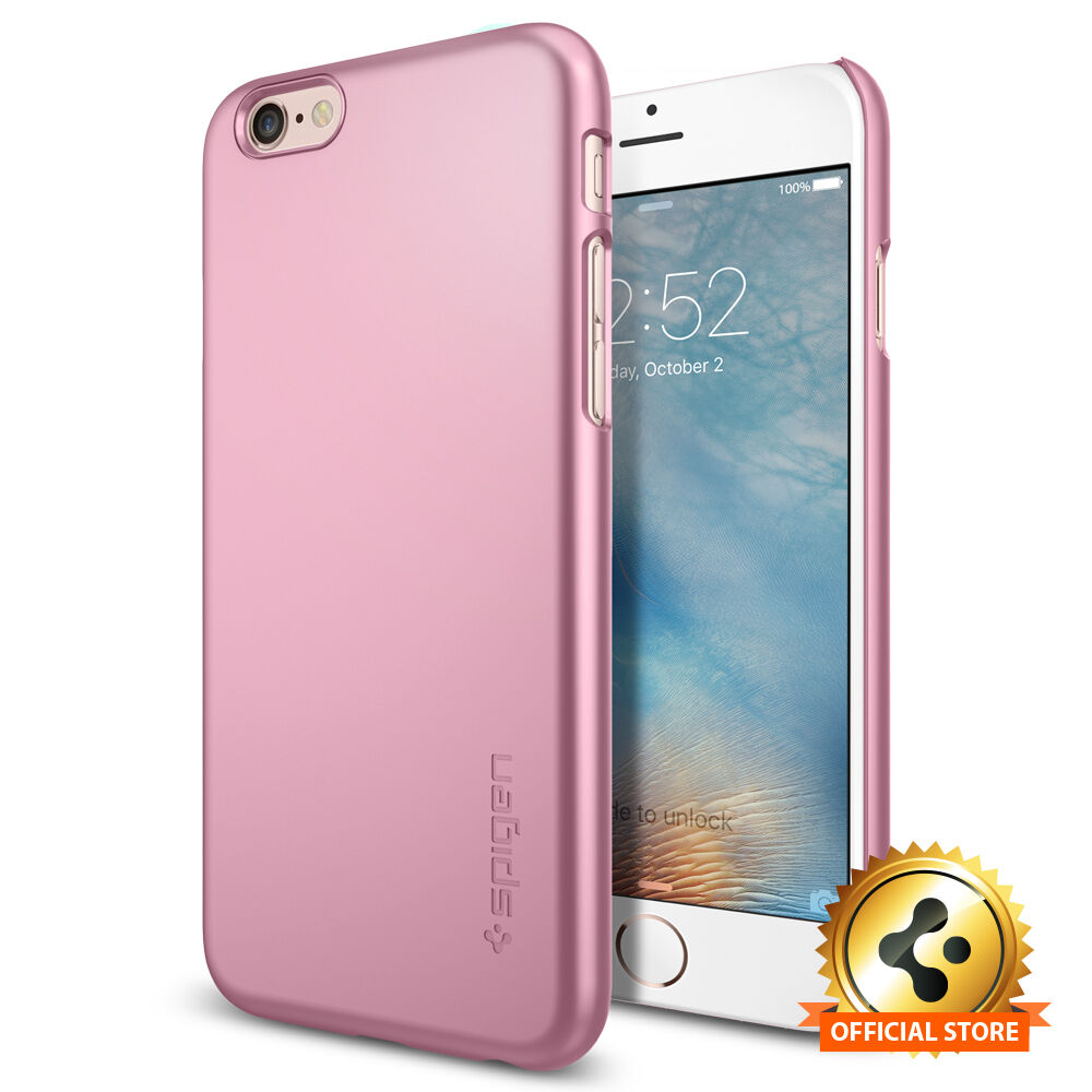 Apple iPhone 6 / 6S  Metalic Rose Light Weighted Case