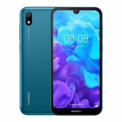 HUAWEI Y5 2019 2+16GB SAPPHIRE BLUE DUAL SIM BRAND GAR 24MESI GRADO A-