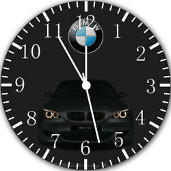 BMW M5 Frameless Borderless Wall Clock Nice For Gifts or Decor Y48