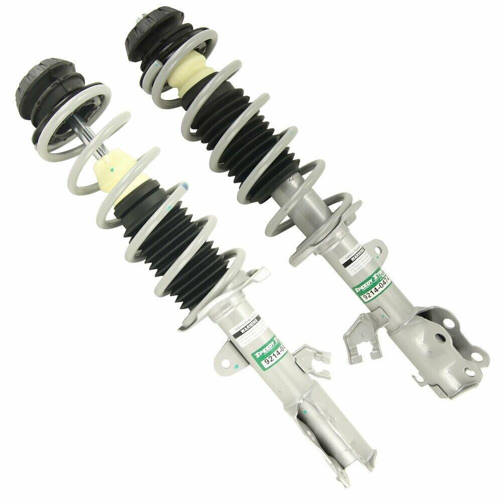 Front Left Complete Strut Assembly for 14-16 Nissan Versa