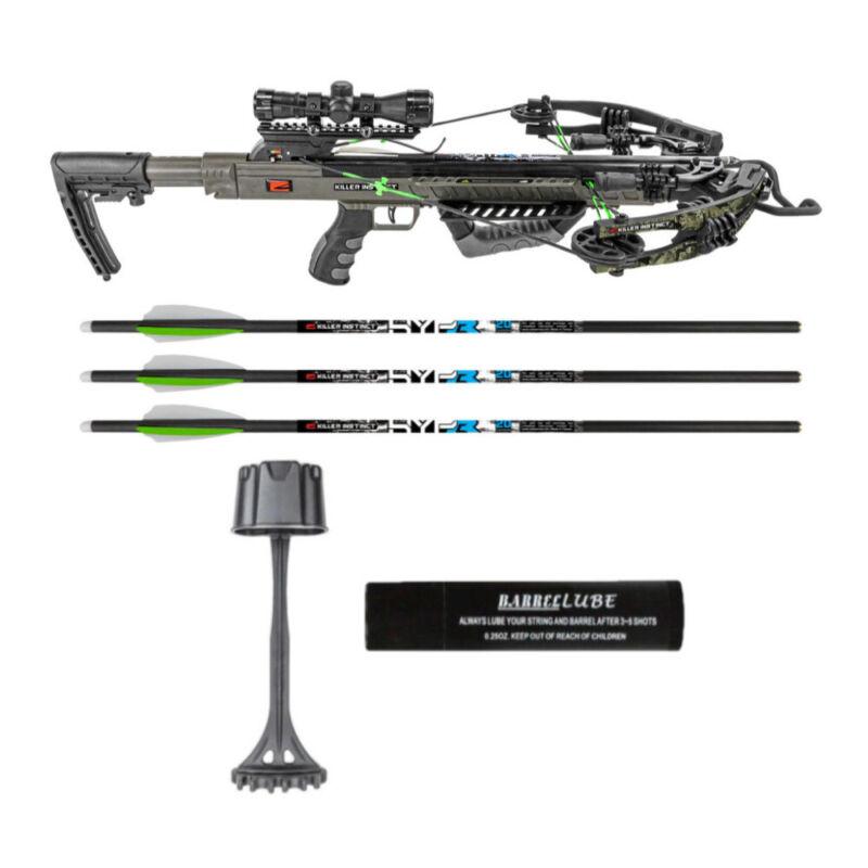 Killer Instinct BOSS 405 FPS Crossbow Package