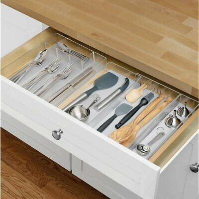 Copco 2-piece Drawer Organizer Set Home Or Office