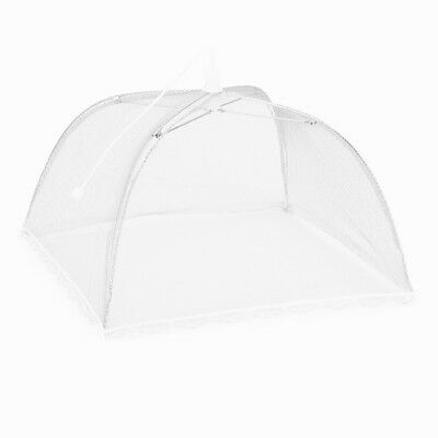 New 1 Large Mesh Screen Protect Food Cover Tent Dome Net Umbrella Picnic