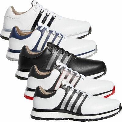 adidas Mens Tour360 XT-SL Waterproof Spikeless Golf Shoes - Wide Fit