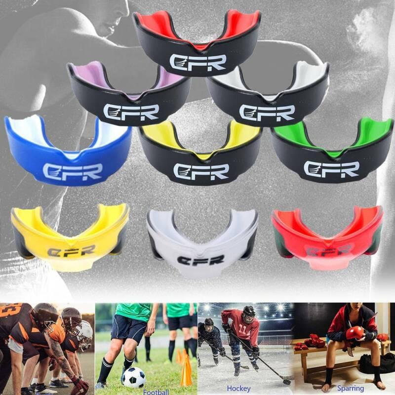 Mouth Guard Sports Football Basketball Hockey MMA Boxing Adu