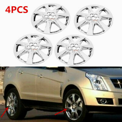 """20"""" Hubcaps For 2010-2012 Cadillac SRX Wheel Cover Hub Caps rim cover 4pcs"""