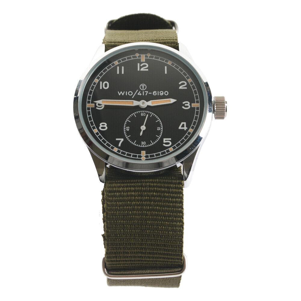 Dirty Dozen replica watch- WW2 British army military wristwa
