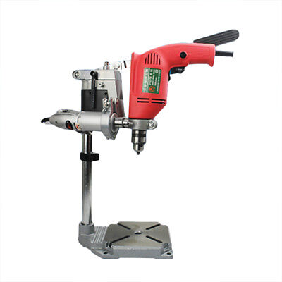 Bench Electric Drill Stand/Press Power Tool Clamp Base Frame