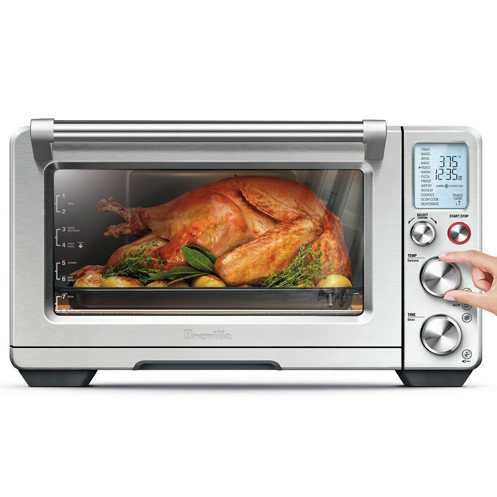 Breville Bov900bssusc The Smart Oven Air 110 Volts Ebay