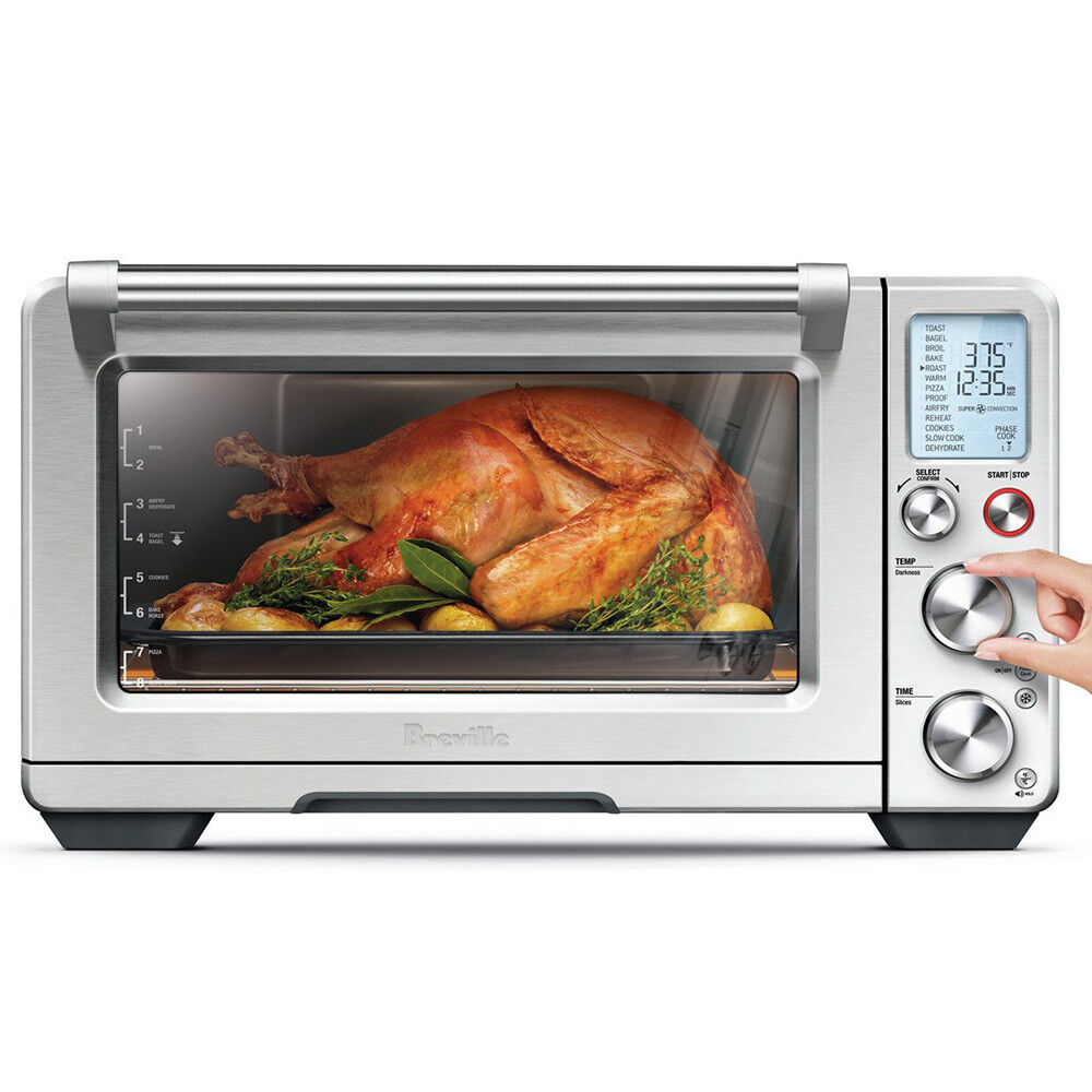 Breville BOV900BSSUSC The Smart Oven Air 110 Volts