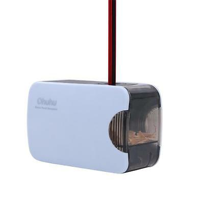 Automatic Electric Safe Quiet Pencil Sharpener Home Office School Desktop