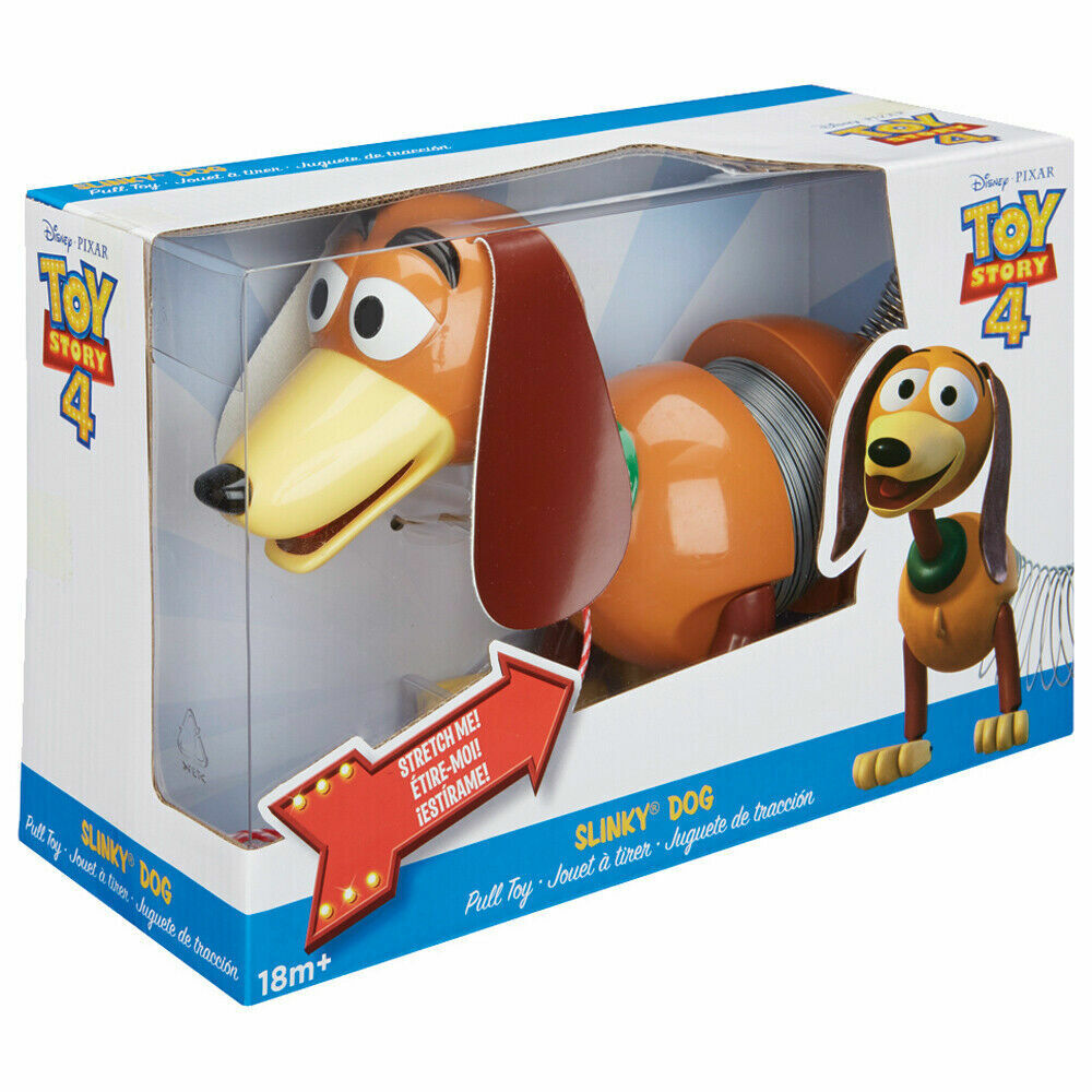 Slinky Disney Pixar Toy Story 4 Dog christmas gift FREE AND