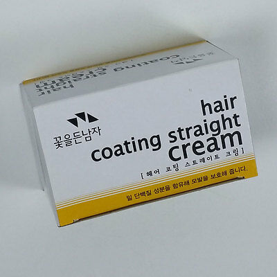 SOMANG HAIR COATING MAGIC STRAIGHT CREAM KOREA Hair Straightening Permanent free