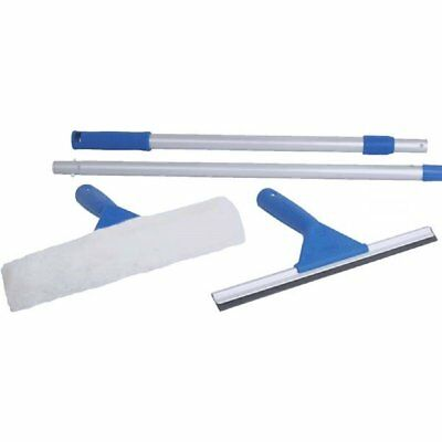 Uniware C21-2235 Window Cleaning Kit - Squeegee / Washer + 6' Pole
