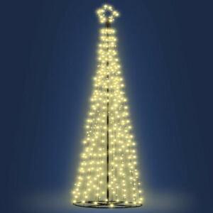 Jingle Jollys 3.6M LED Christmas Tree Lights 360pc LED Warm White
