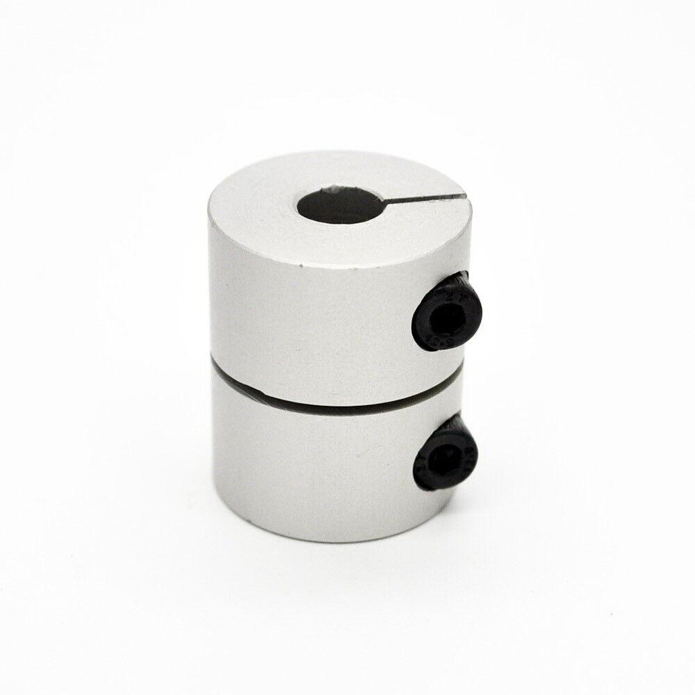 5 mm x 6 mm Aluminum Flexible Shaft Ballscrew Coupler Coupling CNC Linear Motion