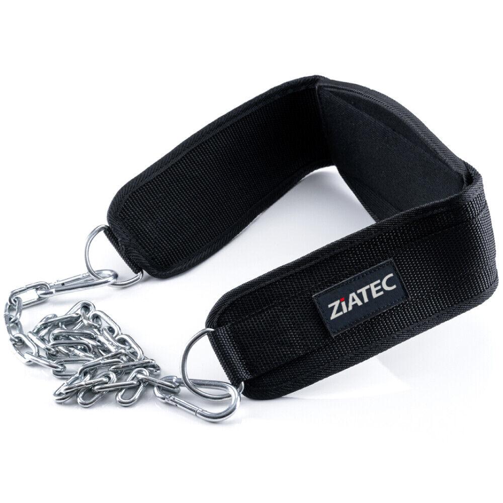 Ziatec ZT-05 Dipgürtel - Kraft-Dip-Gürtel für Profis - für Männer und Frauen