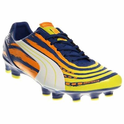 Puma EvoSPEED 2.2 Graphic Firm Ground Cleats Soccer Cleats Y