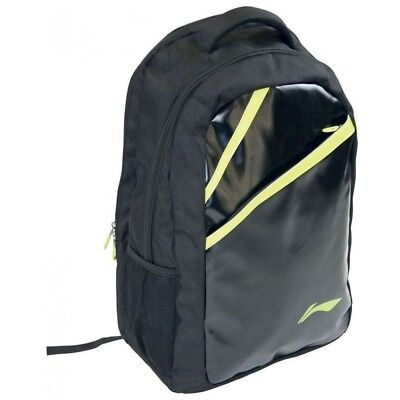 Li-Ning Pro Backpack Black/Green