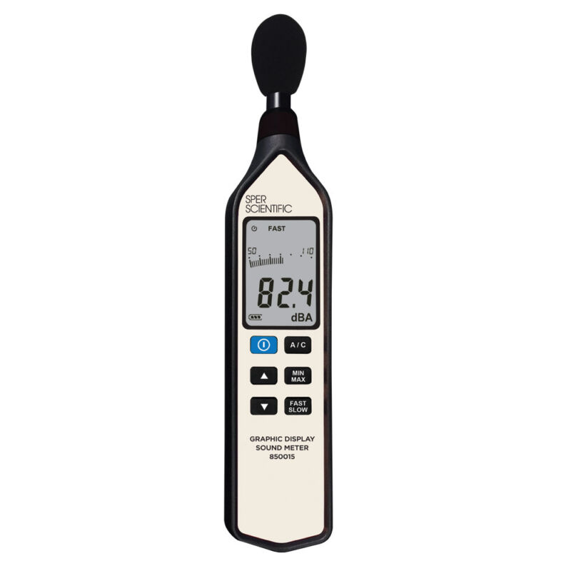 Graphic Display Sound Meter - 850015