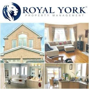 4 BED/4 BATH-SPACIOUS HOUSE FOR RENT @ RICHMOND HILL |BAYVIEW