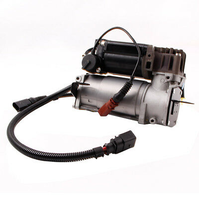 For Audi A8 Quattro 4E V6//V8 Air Suspension Compressor Pump 2002-2010 4E0616005F