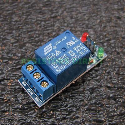 1 Channel Dc 5v Relay Switch Module For Arduino Raspberry Pi Arm Avr New Usa X15