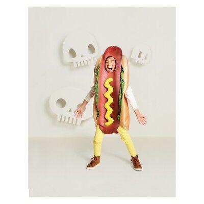 Hyde & Eek! Boutique Kids Hot Dog Halloween Dress Up Costume, S/M - Children's Hot Dog Halloween Costume