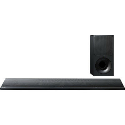 Sony HT-CT390 Ultra-Slim 2.1 Channel Sound Bar w Bluetooth Refurb 1 Year Warrant