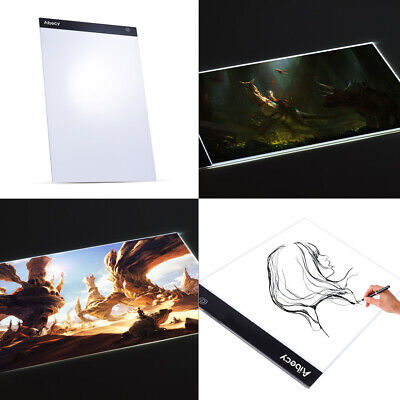 Aibecy Portable A3 LED Light Box Drawing Tracing Tracer Copy Board US SHIP Y6J5